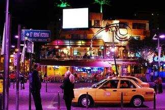 La Zona Rosa, Quito