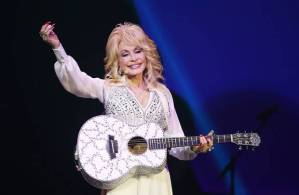 Dolly Parton - Glastonbury 2014