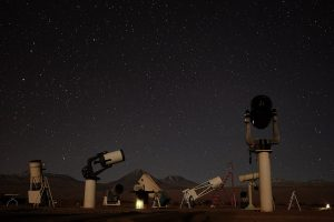 The Various Telescopes in our Star Tour