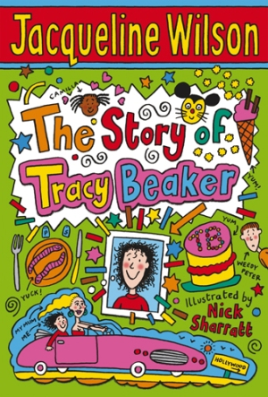Tracy Beaker Book Review