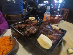Buenos Aires - Argentina. The asado in Argentina was mouth watering!