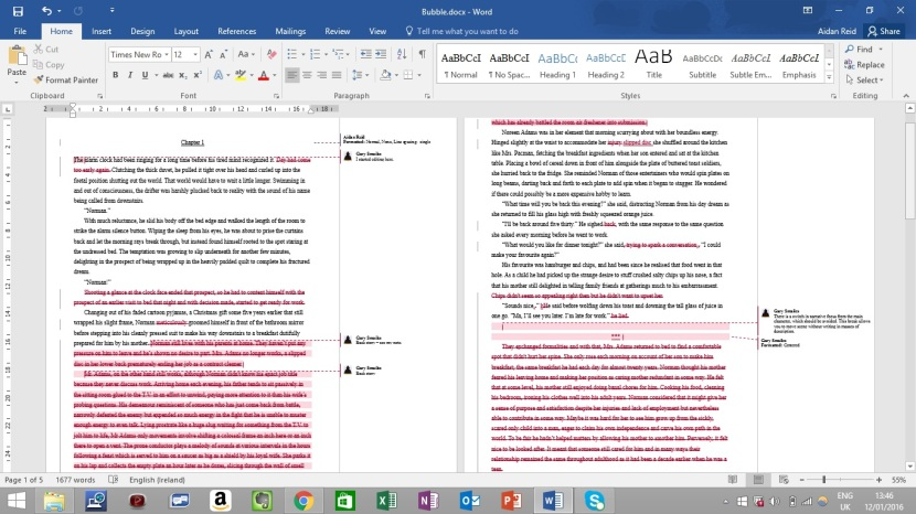 The Good, The Bad and The Edit (Editor Review 1 – Bubblecow)