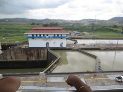 Panama City - Panama. Panama Canal. Nuff said! I didn't do much in this country!