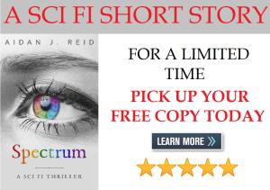 spectrum sci fi short story