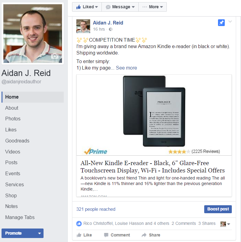 Competition Time: Brand-Spanking New KindleeReader