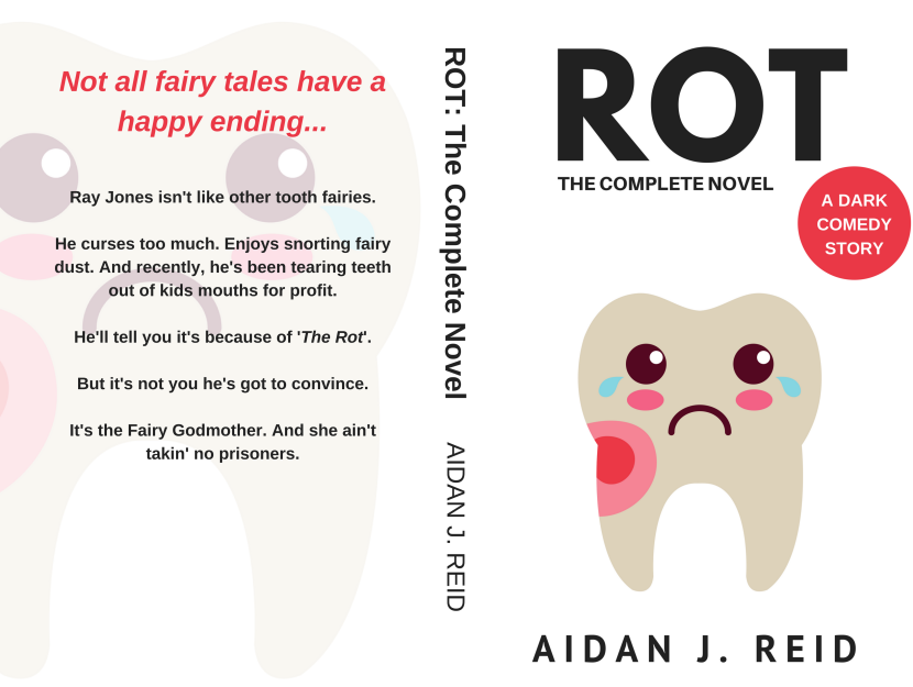 ROT: The Novel + 4 Year Birthday!