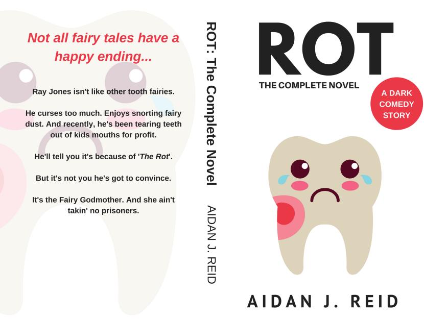 ROT: The Novel + 4 YearBirthday!