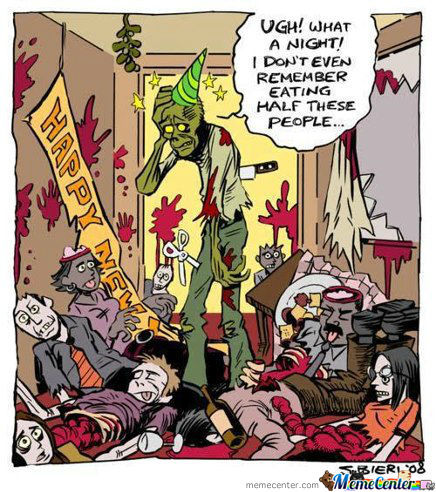 'Quit Lit' and the Origin ofZombies